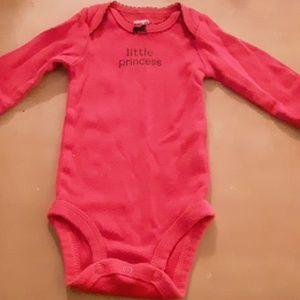 Carter's One Pieces - Baby onesie